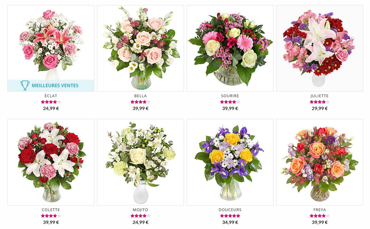 hipper fleurs